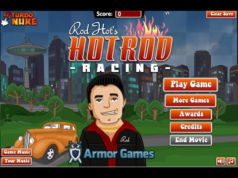 Hot Rod Racing Games Online Play Free Complete level