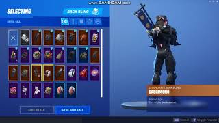 [OPEN BID] Selling Fortnite Account W/ Black Knight + Galaxy Skins + 40+ skins + 1,800 V-BUCKS