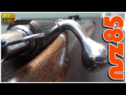 Old Rifle Refinish - Winchester Model 67 .22