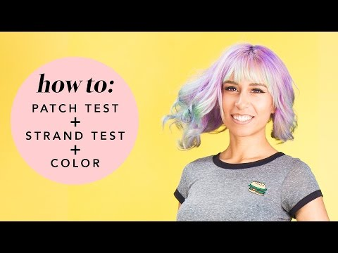 HOW TO COLOR YOUR HAIR! With Shirly Martinez | ARCTIC FOX HAIR COLOR
