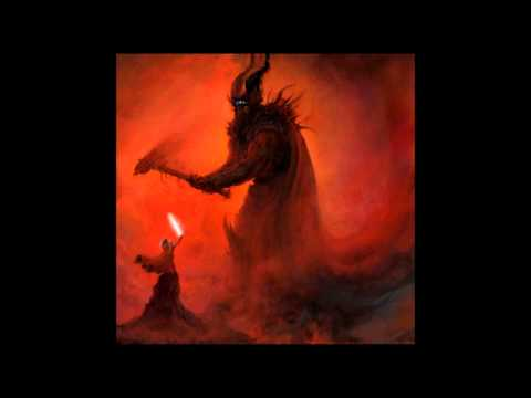 Fingolfin vs. Morgoth