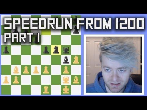 Aman Hambleton Bullet Chess Speedrun | Part 1