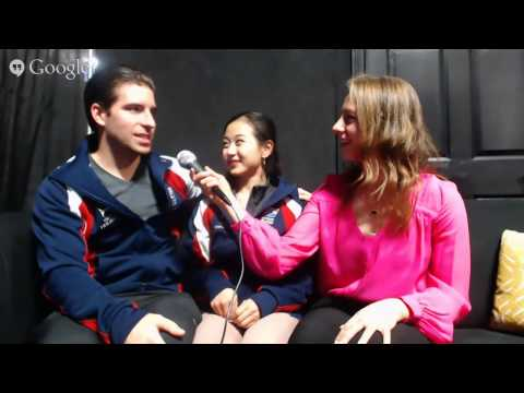 2014 Olympic Team Hangout on Air