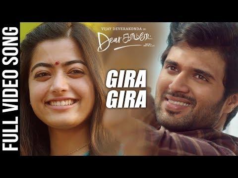 dear-comrade-tamil---gira-gira-video-song-|-vijay-deverakonda-|-rashmika-|-bharat-kamma