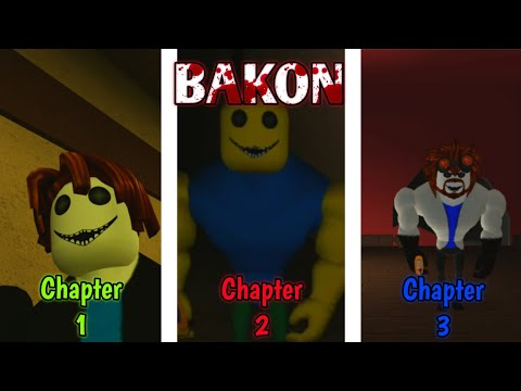 Roblox | Bakon - All Chapters