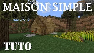 Minecraft Comment Faire Une Belle Maison En Survie Ps4 Youtube