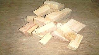 কাঠের টুকরা দিয়ে চমৎকার আইডিয়া || DIY Excellent idea with wooden pieces, Craft Idea