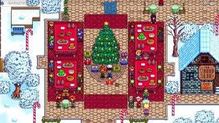Winter Festival Stardew Valley