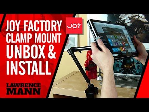 Joy Factory Clamp