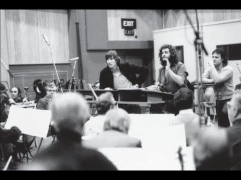 Pink Floyd Comfortably Numb Isolated Orchestra Track