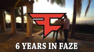 6 Years in FaZe Clan