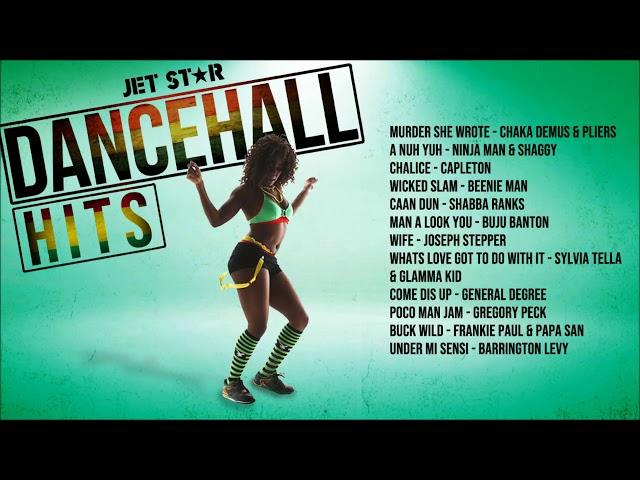 Old School Dancehall Hits - Beenie Man, Buju Banton, Capleton, Ninja Man