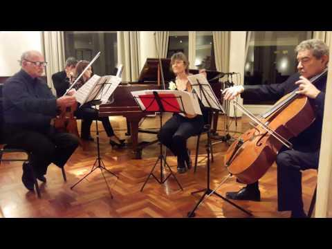 Parotti - Cuarteto N° 4, op. 27, N° 6