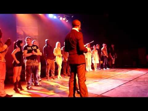 Latvia Bachata Kizomba Festival 2012 Artists and DJs'