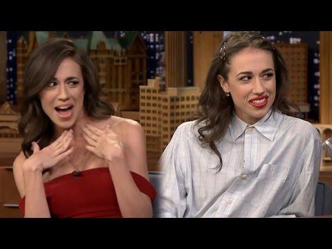 Colleen Ballinger Transforms Into Miranda Sings & Roasts Fallon on Tonight Show