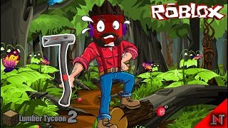 ROBLOX Indonesia #18 Lumber Tycoon 2 | Can GOLOK Wiro Sableng 😱😍😝😱