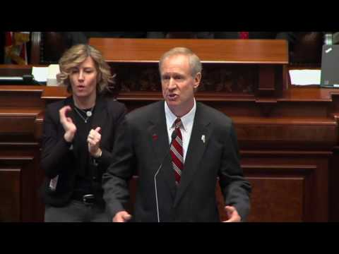 Bruce Rauner 2017 Budget Address