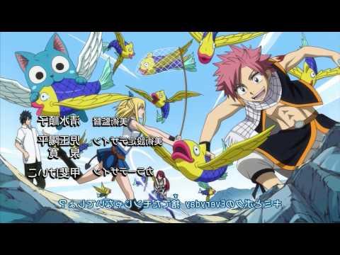 ★ Fairy Tail Opening 2 ☆ S.O.W. Sense of Wonder ☆ HD 1080p & Multi Subs ★