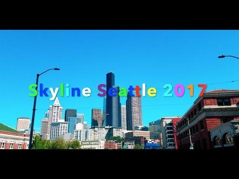 Skyline Seattle 2017