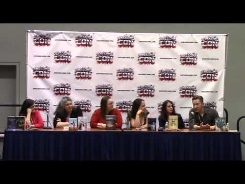 """""""Young Adult Literature"""" - Awesome Con 2014 Panel"""