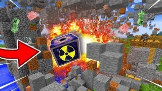 EXPLODING A SUPER NOVA MINECRAFT NUKE!!... (*Do Not Try*)