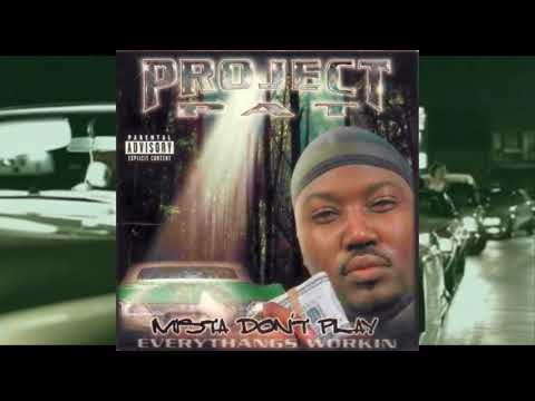 Project Pat ● 2001 ● Mista Don't Play: Everythangs Workin (FULL ALBUM)