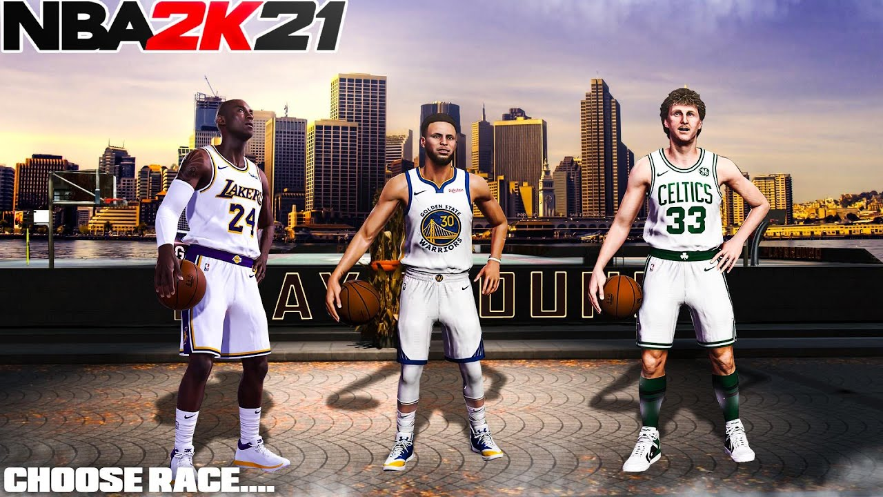 NBA 2K21 NEW PS5 MY PLAYER BUILDER LEAKED - NBA 2K21 OPEN WORLD EXPLAINED