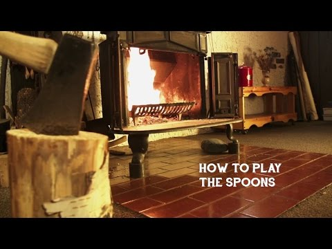 How to play musical spoons