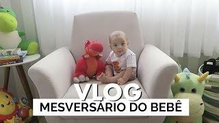 MESVERSÁRIO DO BEBÊ | Lia Camargo