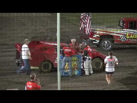 Lakeside Speedway 9 14 18A Mods Stock Cars Nationals Pure Stocks Mains