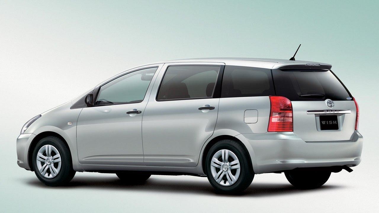 ТОшники 2: Продолжаем менять тех. жидкости  для Toyota Wish