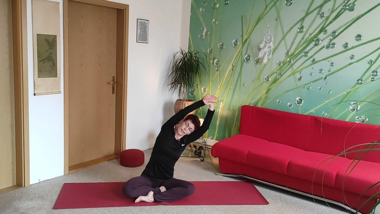 Vinyasa Yoga - Herzöffnung bei gleichzeitiger Stabilität