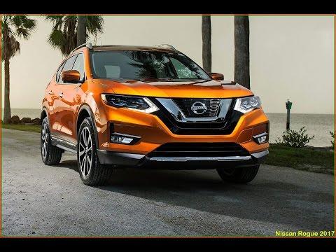 Nissan Rogue 2017 -  New 2017 Nissan Rogue Interior, Exterior And Reviews