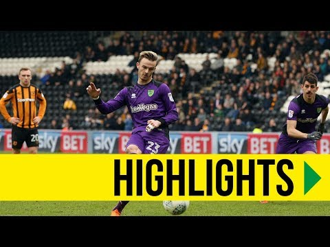 HIGHLIGHTS: Hull City 4-3 Norwich City