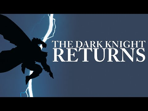 The Dark Knight Returns: On the Subject of Closure (Understanding Comics No. 2)