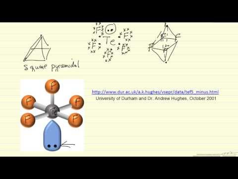 Molecular Geometry (Example)