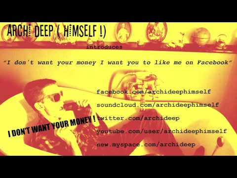 Archi Deep played on KCR Radio Including unreleased song : You`re not the kinda girl I like