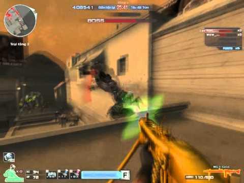 CrossFire VN - AI Mode (Z.M) - Fighting Heraklops