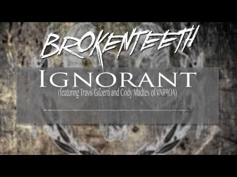 DISCLAIMER - IGNORANT (ft. Travis Gilberti and Cody Madtes)