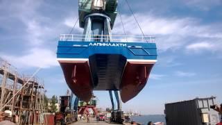 Newbuilding Work Catamaran Design SF1500