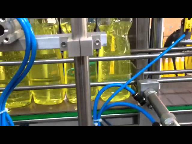 Sıvı sabun,deterjan dolum kapatma makinesi