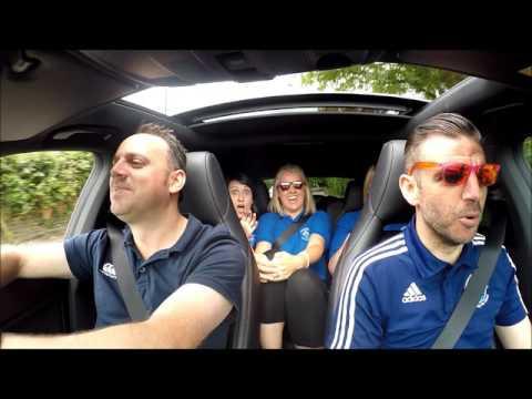 Pontarddulais Primary Carpool Karaoke