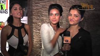 Nia, Krystle, Rubina and Shrishti