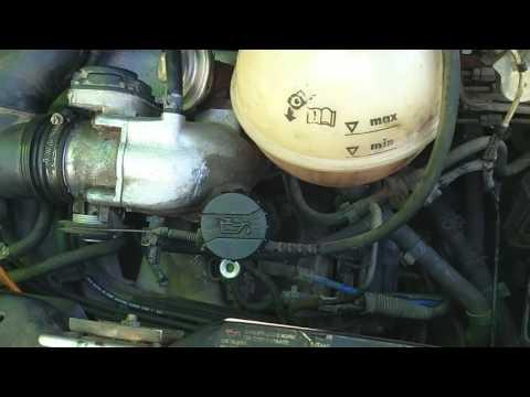 1999 Volkswagen EuroVan VR6 AES engine sound