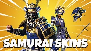 *NEW* SAMURAI SKINS IN SHOP 🎎 TURNIER - Win VBUCKS | Fortnite Live English