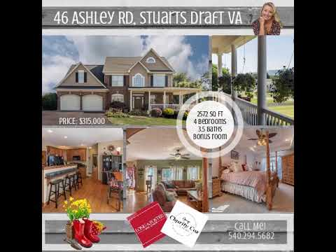 46 Ashley Rd Stuarts Draft, VA 24477