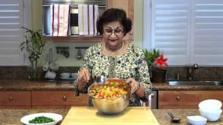 Meena's Famous Chickpea Salad