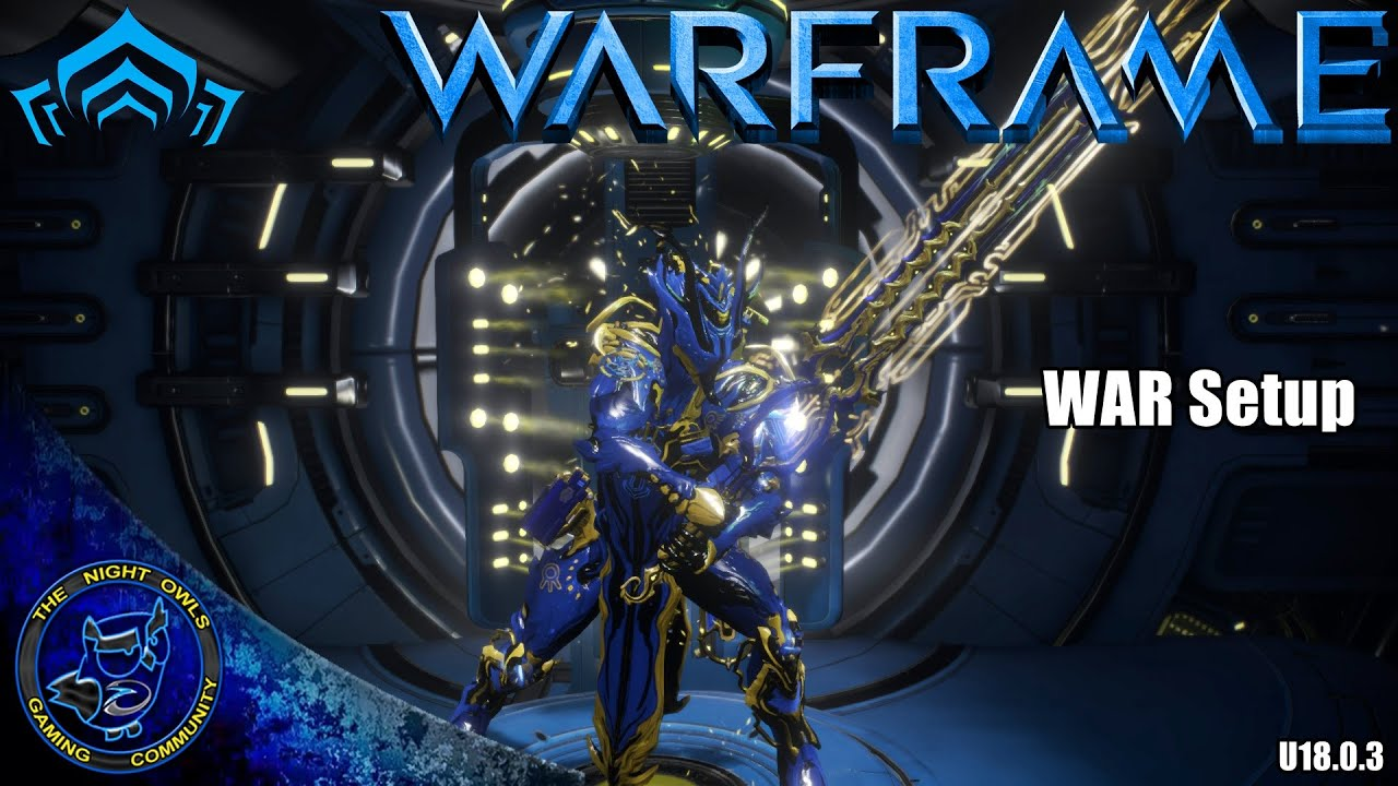Build Warfram