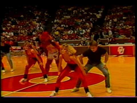 OU Basketball 1986 Season Highlights Part 4 of 4