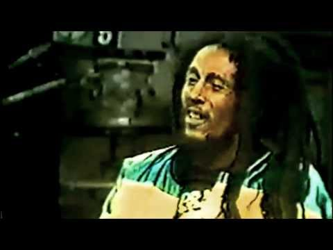 {HD} Five All Night Live TV Interview - Bob Marley [Sep. 1980]